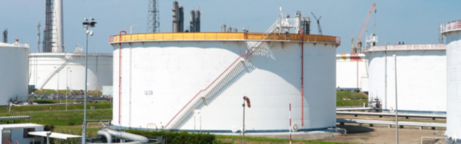 Opslagtanks en silo's