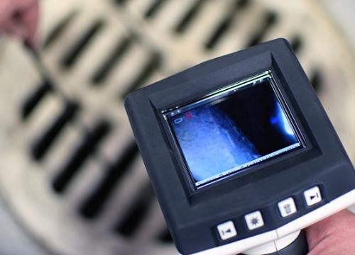 camera rioolinspectie